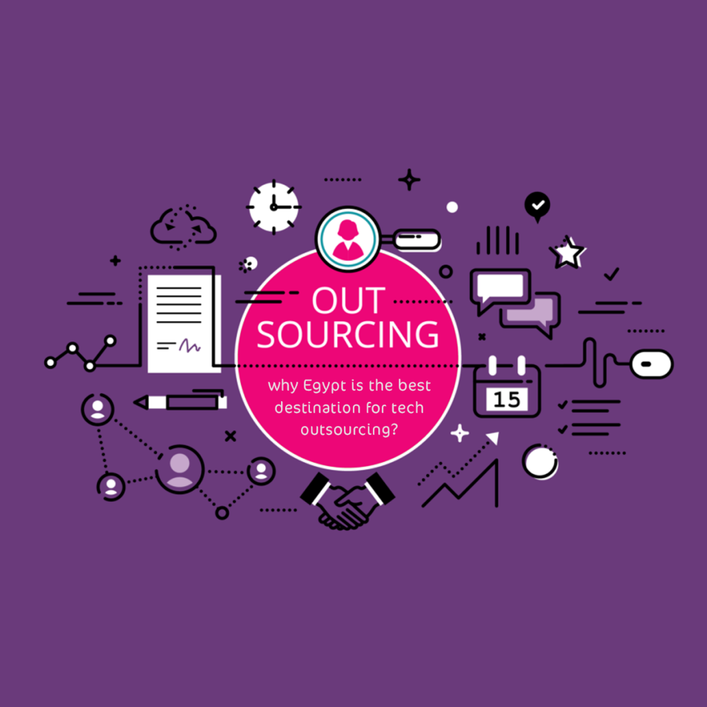 Why Egypt is the best destination for tech outsourcing?