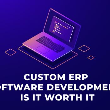 Custom ERP Software Development
