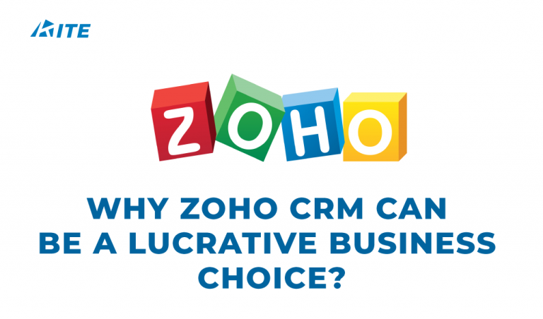 Why Zoho CRM can be a Lucrative