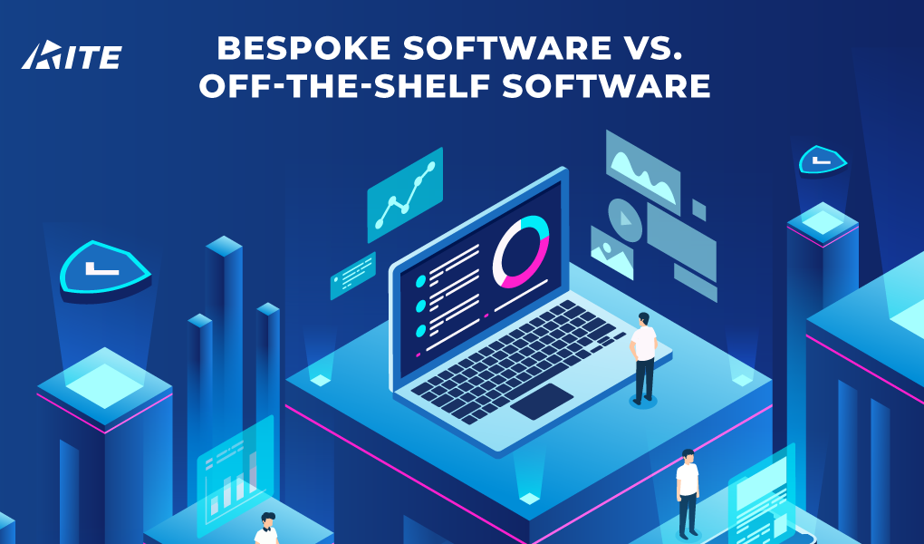 Bespoke software vs. Off the shelf software
