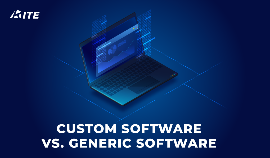 Custom softwarevs. Generic software